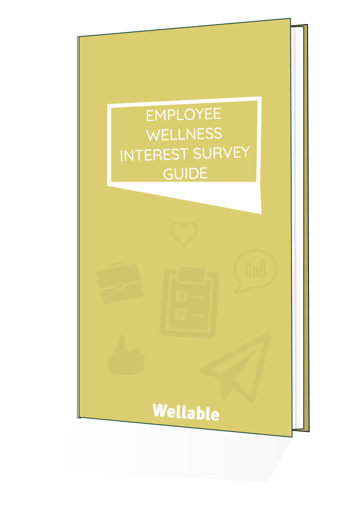 employee wellness survey template ebook cover.png