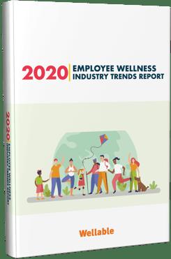 2020 Employee Wellness Industry Report Cover-1